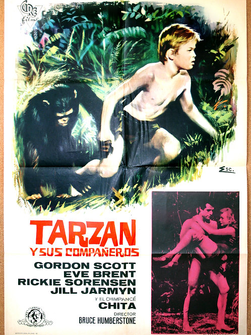 Tarzan's Fight for Life, 1968