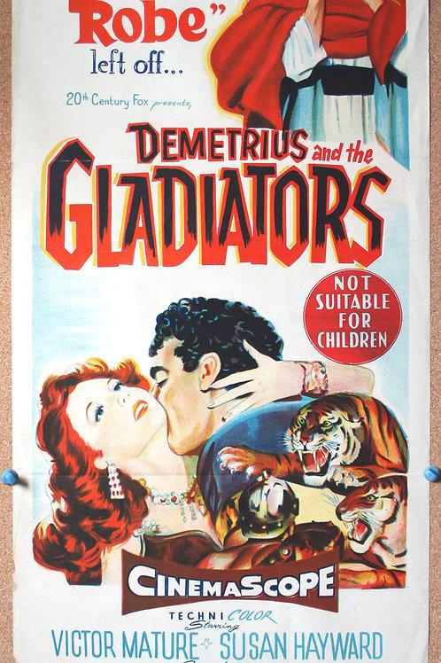 Demetrius and the Gladiators, 1954