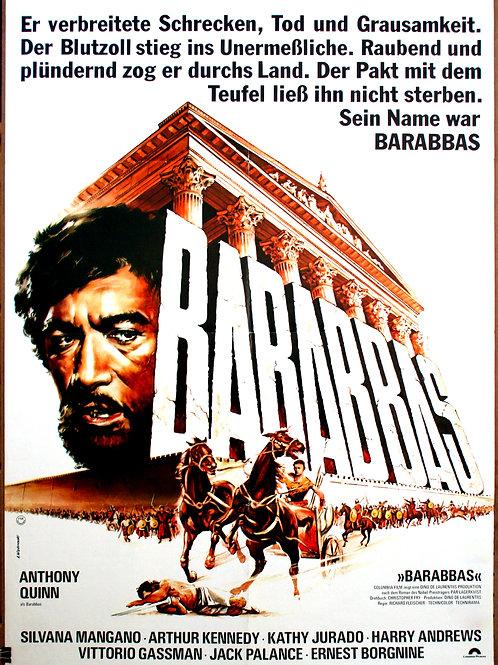 Barabbas, 1961