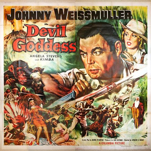 Devil Goddess, 1955