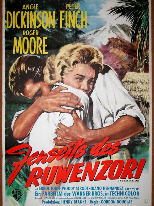 The Sins of Rachel Cade, 1961