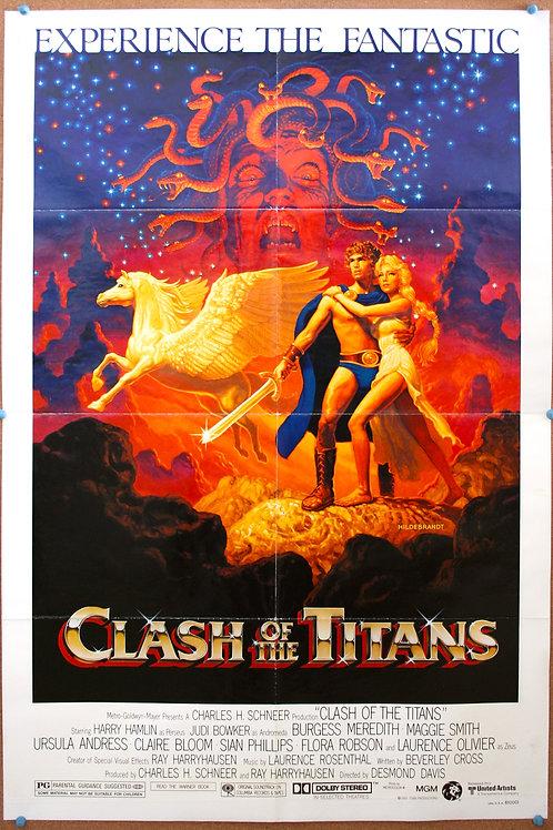 Clash of the Titans, 1981