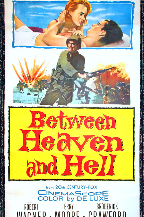Between Heaven and Hell, 1956
