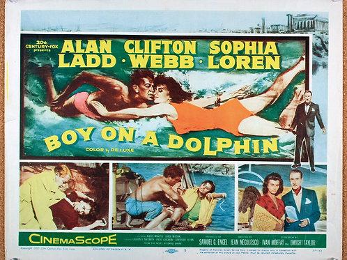 Boy on a Dolphin (7), 1957