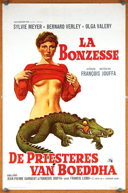 La bonzesse, 1974