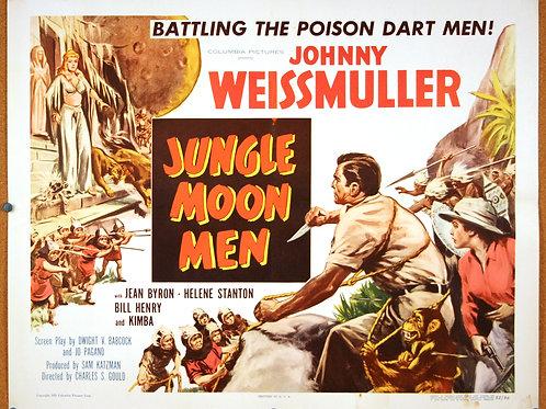 Jungle Moon Men, 1955