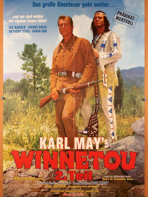 Winnetou: The Red Gentleman, 1964