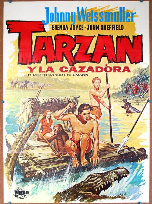 Tarzan and the Huntress, 1947