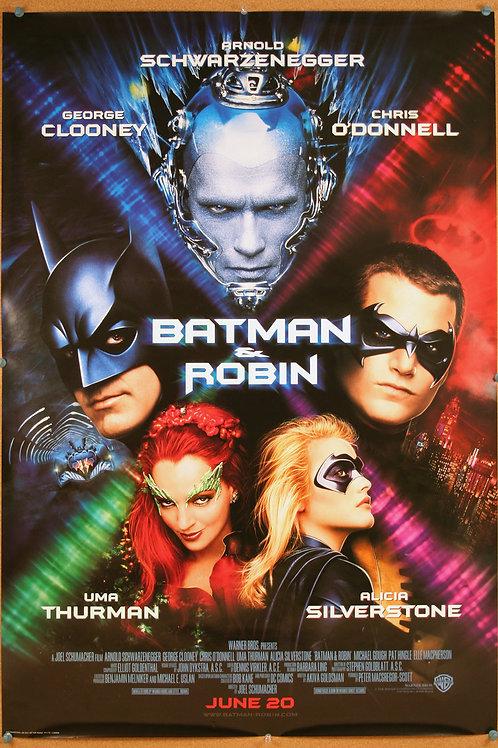 Batman & Robin, 1997