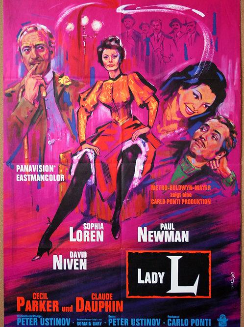 Lady L, 1965