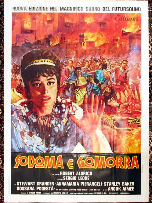 Sodom and Gomorrah, 1962