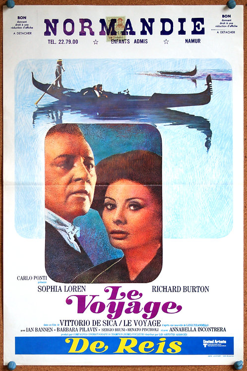 The Voyage, 1974