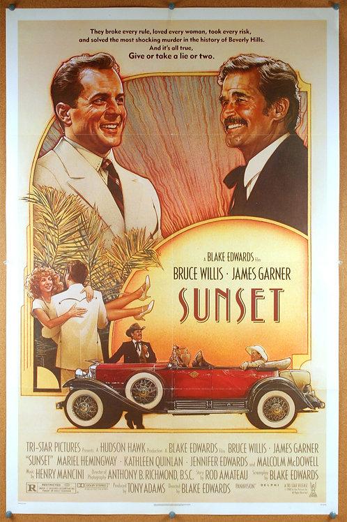 Sunset, 1988