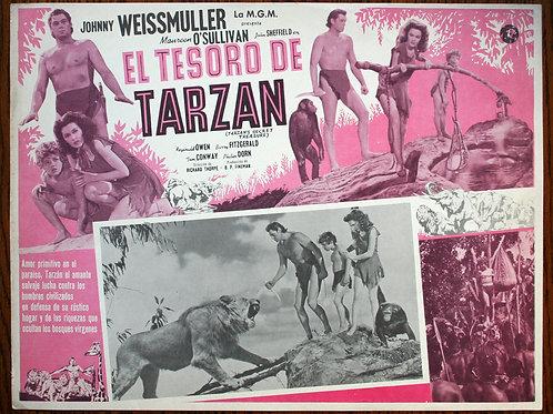 Tarzan's Secret Treasure, 1941