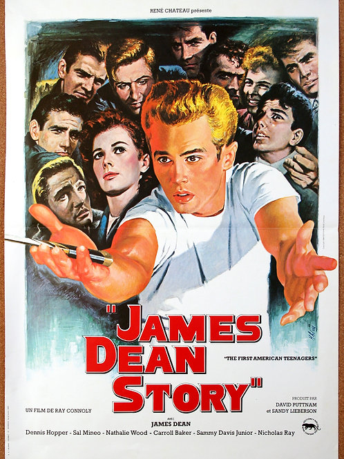 The James Dean Story, 1957