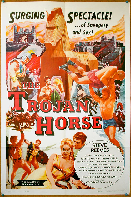The Trojan Horse, 1962