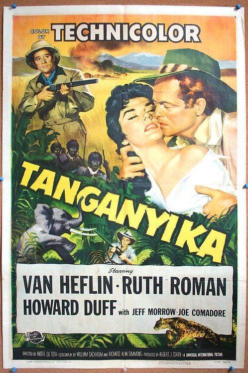 Tanganyika, 1954
