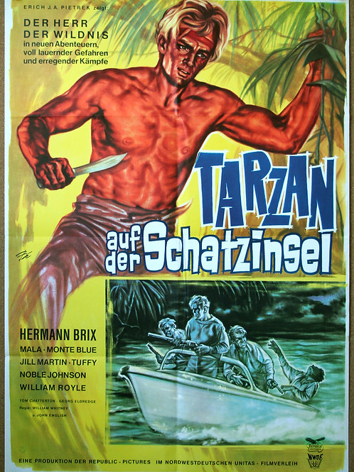 (Tarzan) Hawk of the Wilderness, 1938
