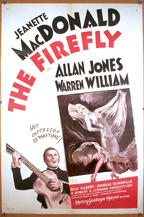 The Firefly, 1937