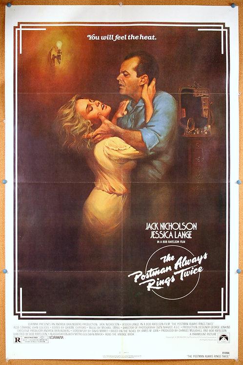 The Postman Always Rings Twice, 1981
