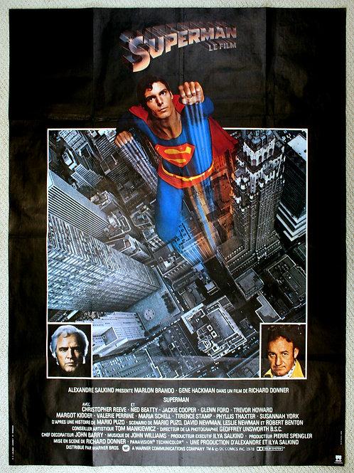 Superman, The Movie, 1978