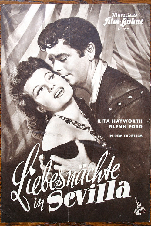The Loves of Carmen, 1948