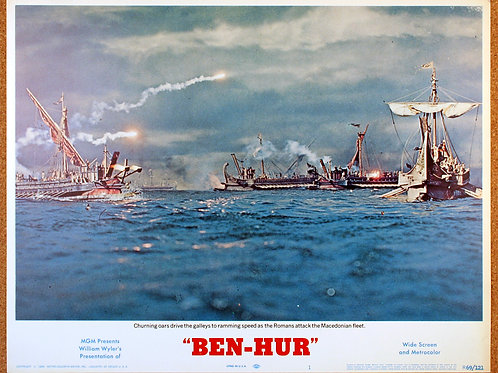 Ben Hur (7), 1959