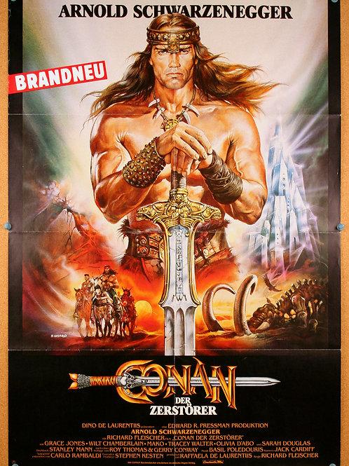 Conan the Destroyer, 1984