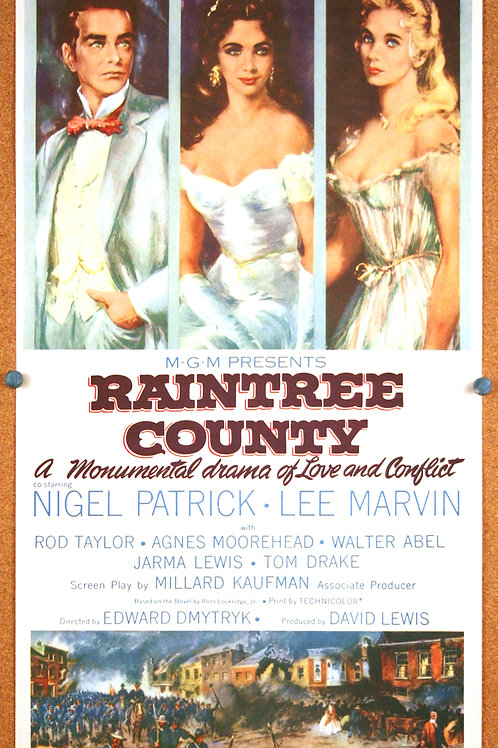 Raintree County, 1957