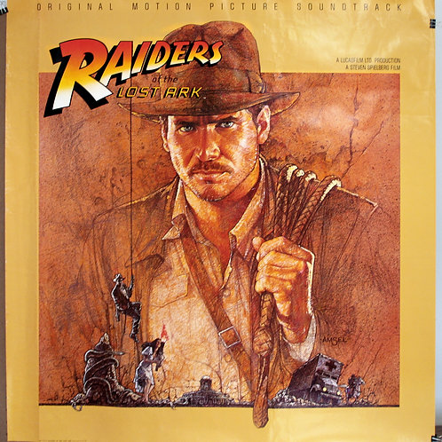Raiders of the Lost Ark, 1981