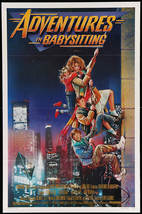 Adventures in Babysitting, 1987