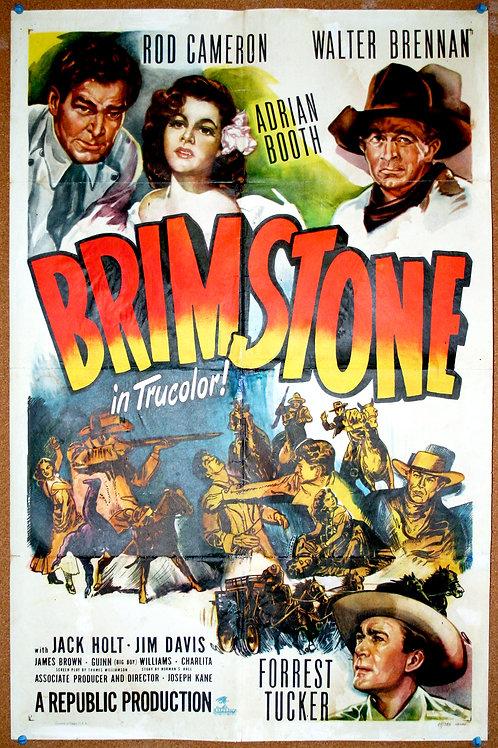 Brimstone, 1949