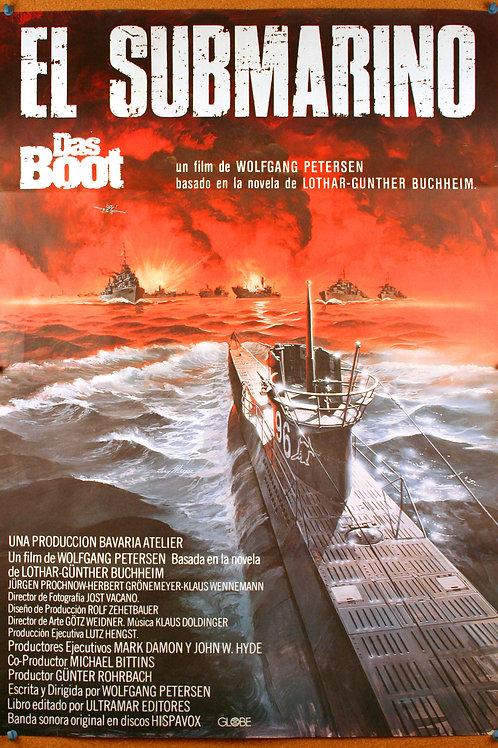 Das Boot, 1981