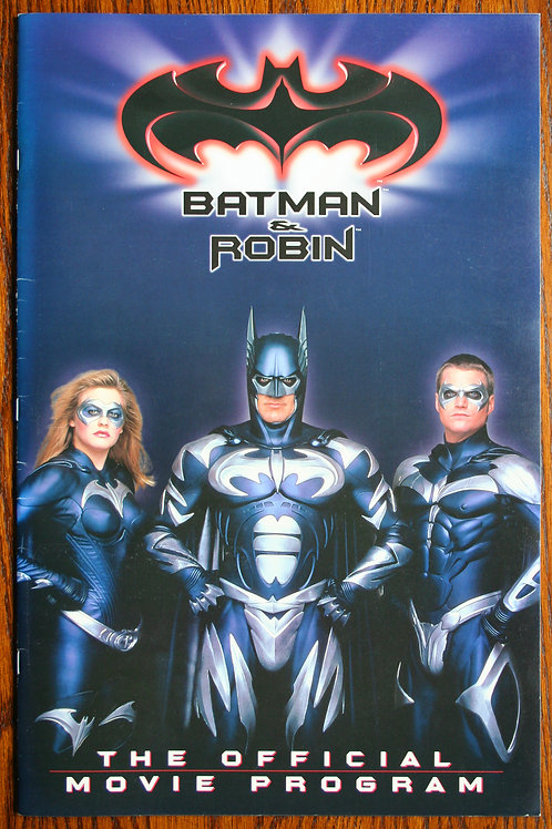 Batman and Robin, 1997