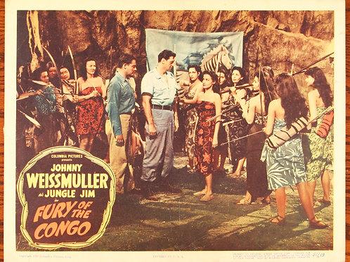 Fury of the Congo, 1951