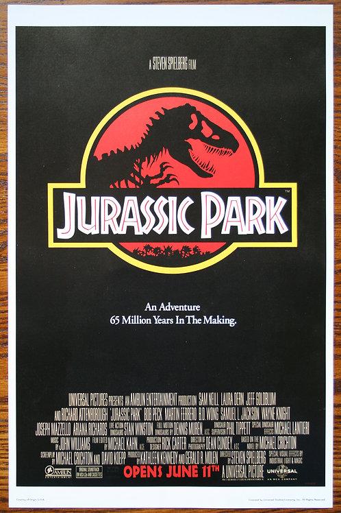 Jurassic Park, 1993
