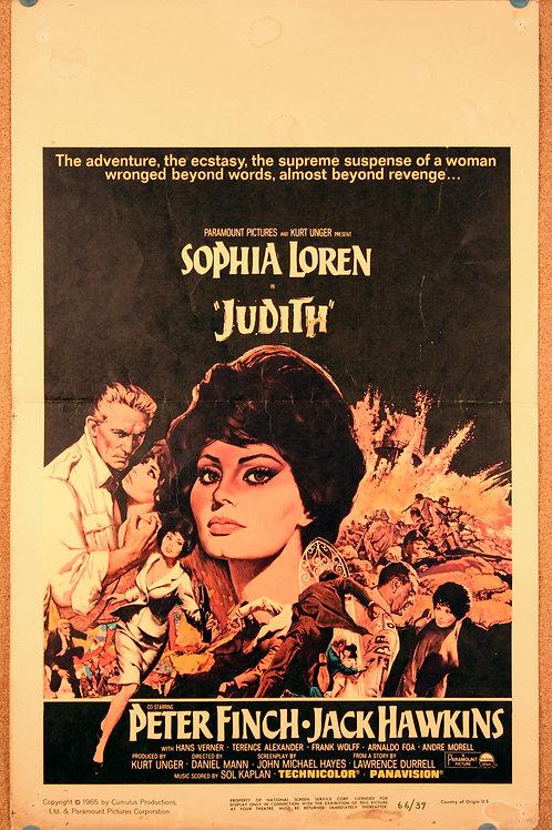 Judith, 1966