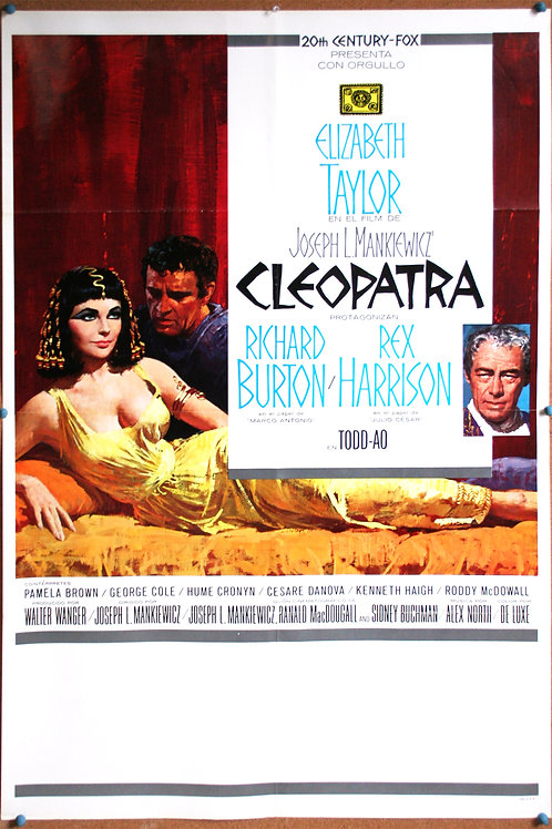 Cleoparta, 1963
