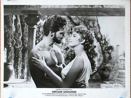 Hercules Unchained, 1960
