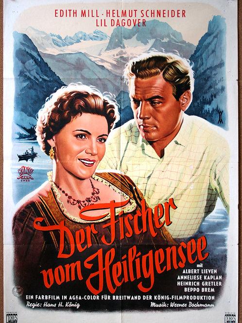 The Fisherman of Heiligensee, 1955