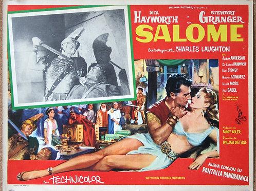 Salome (a), 1953
