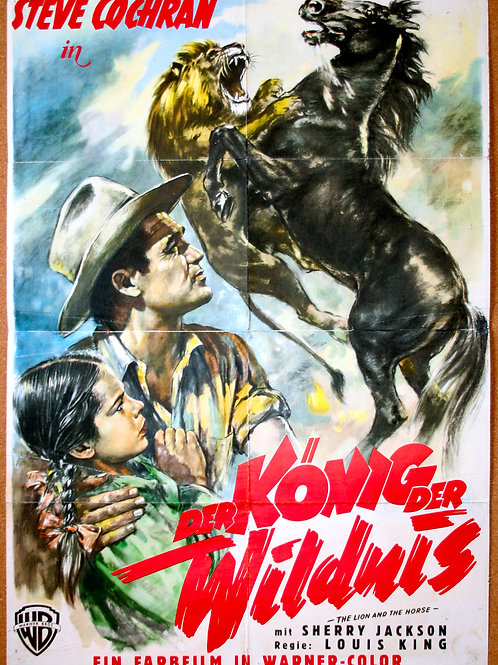 The Lion and the Horse, 1952
