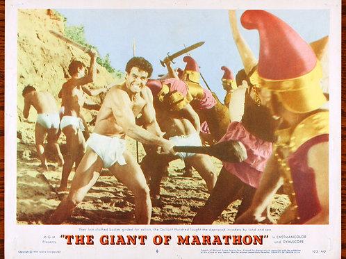 The Giant of Marathon, 1960