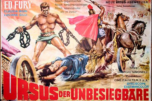Ursus, the Invincible, 1963