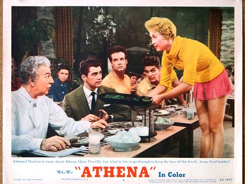 Athena, 1954