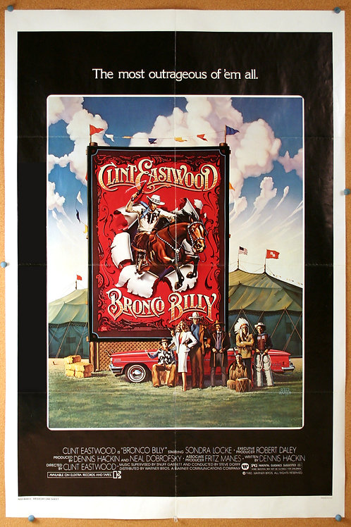 Bronco Billy, 1980