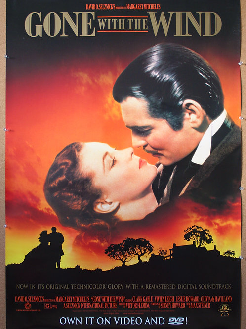 Gone with the Wind, 1938