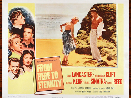 Form Here to Eternity, 1953