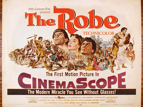 The Robe, 1953