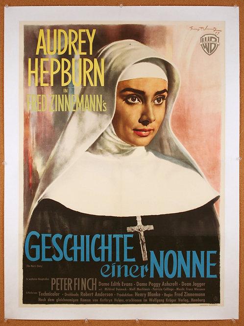 The Nun's Story, (b) 1959